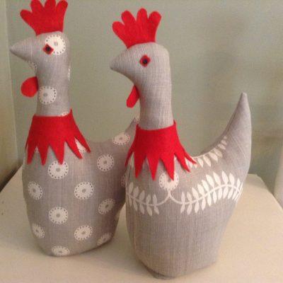 Door stops archives lime kiln crafts - Chicken doorstops ...